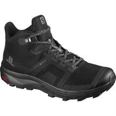 Salomon shoes outline prism mid gtx w black/qush