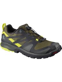 Salomon shoes xa rogg gtx olive night/peat/lipu