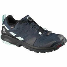 Salomon shoes xa rogg gtx w dark denim/black/icy