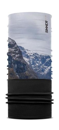 SINNER fleece bandana