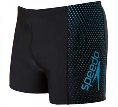 Speedo gala logo panel aqsh bla/blu