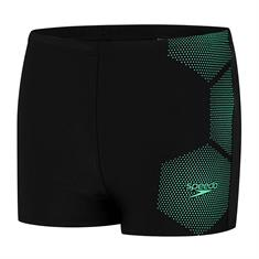 Speedo tech placem aqsh bla/grn