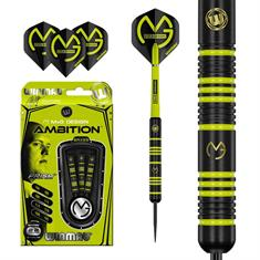 Winmau MvG Ambition Black Brass